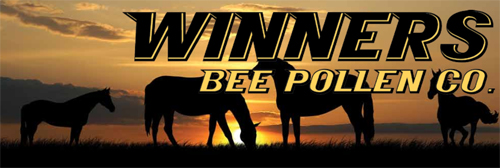 Winners Bee Pollen