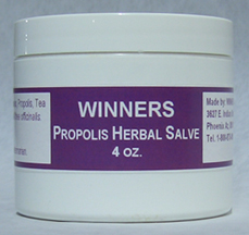 WINNERS® Propolis Herbal Salve